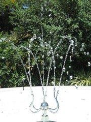 Onderdelen tbv fontein