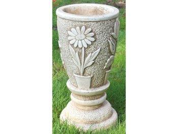 Plantenpot Vasetto Camomilla Art.135 hoogte 40cm
