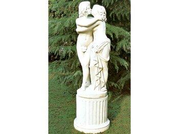 Standbeelden Eros e Solea Art.400 hoogte 152cm