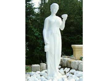 80cm Standbeeld ebe klein Art.402