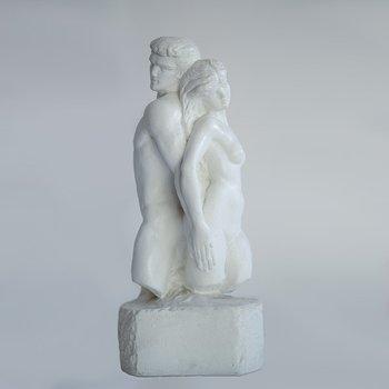 Standbeeld Amore Art.420 hoogte 63 cm