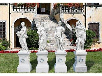 Standbeelden serie 4 seizoenen Stel Art.424 hoogte 130cm