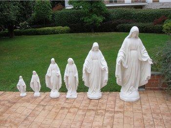 Standbeeld Madonna Immacolata Art.570 H 40cm