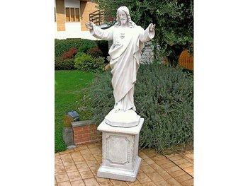 Standbeeld van het Heilig Hart Art.572 hoogte 130cm