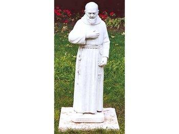 Standbeeld Padre Pio grote Art.591 hoogte 100cm
