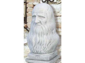 Bust Leonardo Da Vinci Art.709, Lengte: 51cm