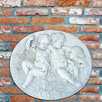 Reliëf Bassorilievo Angeli art. 787 60x70