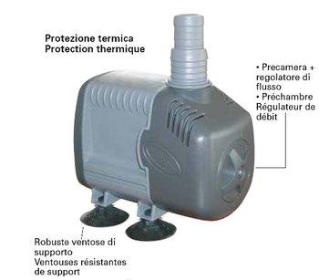 Syncra pomp 5000L/H.