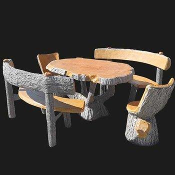 Eiken tafel Art.4100