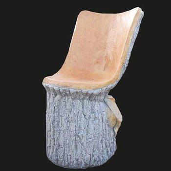 Kastanje stoel Art.4190