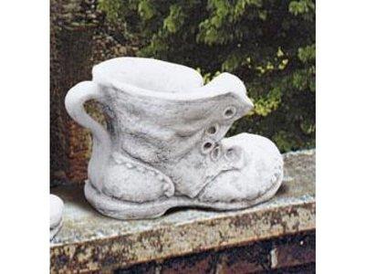 35cm Vaas Scarpone Terracotta kleur