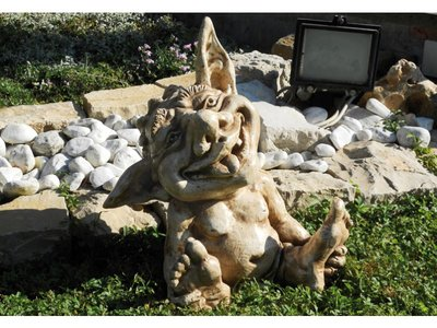 Troll 2 Art.1531 hoogte ca. 25cm