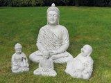 Serie Boeddha Tuinbeelden