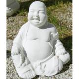 Lachende Boeddha tuinbeeld