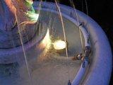 RGB onderwaterspot led multicolor 9w._