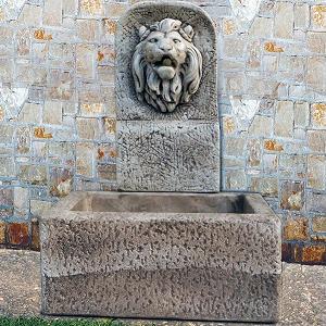 Muurfontein Brescia (Leeuw)