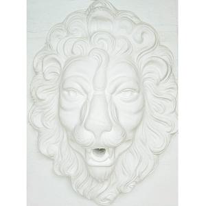 Muurornament Masker Leeuw 54x34cm