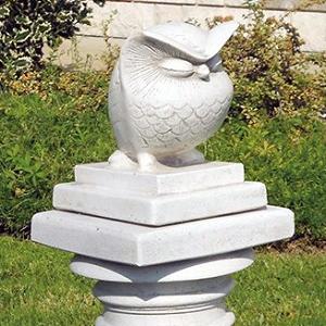 Tuinbeeld Uil