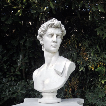 Buste David - 49cm