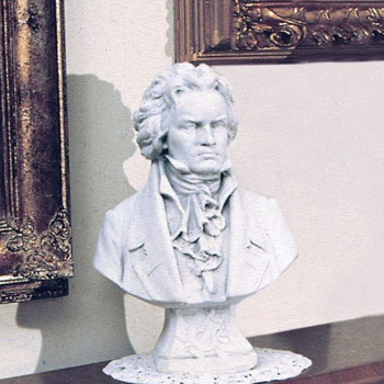 Buste Beethoven - 32cm