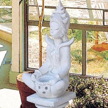 Tuinbeeld Godin van de rijst - La Dea Del Riso