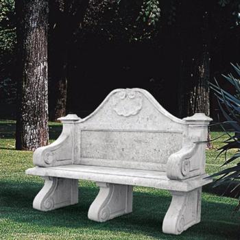Tuinbank Villa Borghese 126x184x55cm (LxBxD)