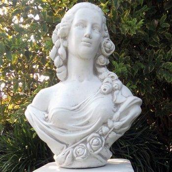 Herfstactie: Buste Dama in Natuurlijk wit