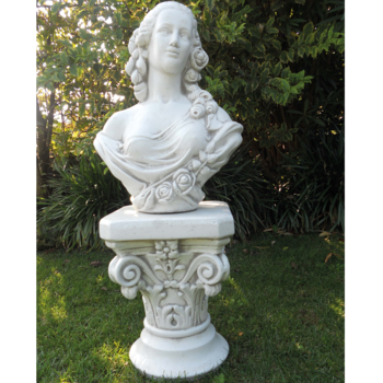 Buste Dama - Stijlvol Borstbeeld