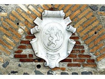 Ornament Wapen met Leeuw (Art. 793)
