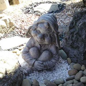 Tuinbeeld Trol 4(siesta)