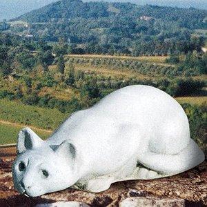 Tuinbeeldje Siamese Kat